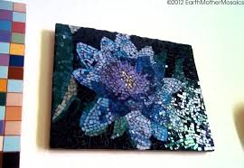 mosaic wall decor: fridayus featured item earthmothermosaicsus blog page