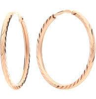 «Золотые <b>серьги кольца</b> конго <b>SOKOLOV</b> 140066_s ...