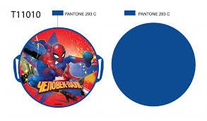 <b>Ледянка Marvel Человек</b>-<b>Паук</b> 52 см круглая Т11010 411554 ...