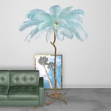 <b>Nordic LED Floor</b> Lmap Romantic Feather Design Living Room ...