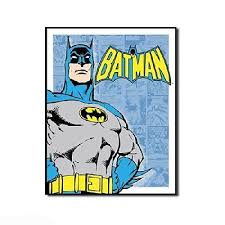 Batman Panels Comic Book Marvel DC Super <b>Hero Retro Vintage</b> ...