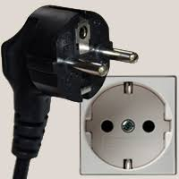 Power <b>plug</b> & <b>outlet Type F</b> (Schuko) - World Standards