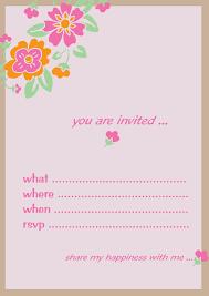template birthday invitation card design template birthday birthday invitation card design template