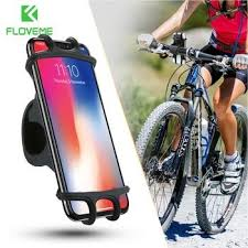 FLOVEME <b>Bicycle Phone Holder</b> For iPhone Samsung Universal ...