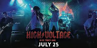 <b>High Voltage</b>: The Nation's Premier <b>AC</b>/<b>DC</b> Tribute Band - Tickets ...