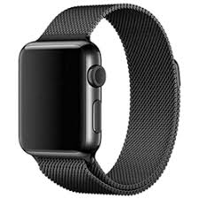 Consider, <b>Ремешок EVA Milanese Loop</b> Stainless Steel для Apple ...