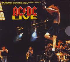 <b>AC</b>/<b>DC</b> - <b>Live</b> (1992, Special Collector's Edition, CD) | Discogs
