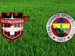 Gaziantepspor-Fenerbahçe - CANLI SKOR