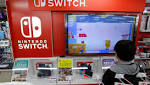 Tokyo Shares Flat, Nintendo Jumps on Switch Console Hopes