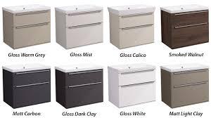 rhodes pursuit mm bathroom vanity unit: gw additional image of roper rhodes schdgw