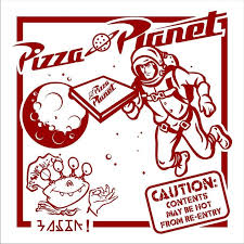 Small Picture The 25 best Pizza planet ideas on Pinterest Toy story theme