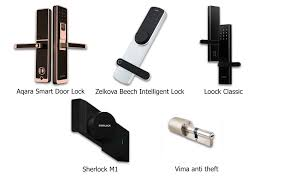 Умные <b>замки Xiaomi Smart</b> Home