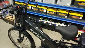 Электровелосипед Владивосток <b>Велогибрид Eltreco e-ALFA GL</b> ...