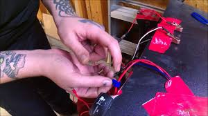 How to Wire a Dual LED Rocker Switch (5 Pin) - YouTube