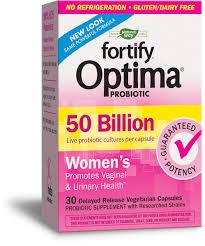 <b>Fortify</b>™ <b>Optima</b>® Women's 50 Billion <b>Probiotic</b> - Nature's Way®.
