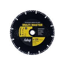 <b>Алмазный диск Fubag</b> Multi Master 230/22.2 88230-3 в Москве ...