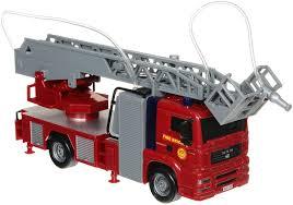 <b>Dickie Toys Пожарная машина</b> Man City Fire Engine