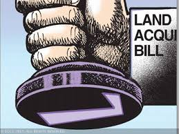 Image result for land acquisition bill 2014