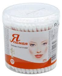 <b>Ватные палочки</b> 200 штук, купить в Москве, цены на goods.ru