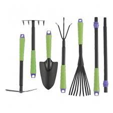 Набор <b>садового инструмента PALISAD</b> (совок, <b>грабли</b> веерные ...