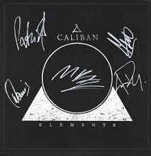 <b>Caliban</b>: <b>Elements</b>, €74.90