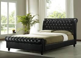 black leather bedroom furniture brown leather bedroom furniture