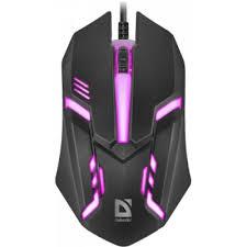 <b>Мышь Defender Cyber</b> MB-560L Black