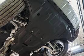 "<b>Защита картера</b> и КПП ""<b>АВС</b>-<b>Дизайн</b>"", для Audi Q7 II 4WD АКПП ..."