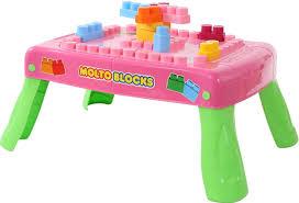 <b>Набор</b> игровой с конструктором Molto (<b>20 элементов</b>) в коробке ...