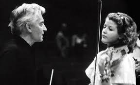 Concert Herbert von Karajan and Anne-<b>Sophie Mutter</b> perform ...