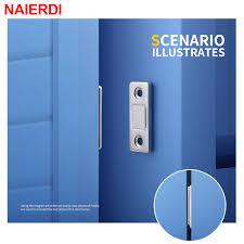 <b>NAIERDI 2pcs</b>/<b>Set Magnet</b> Door Stops Hidden Door Closer ...