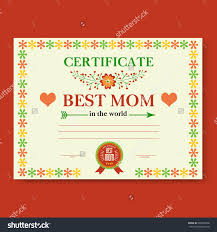 share the love ms office templates and printables for valentine s the template of the certificate diploma congratulations for mother s day in vintage retro style