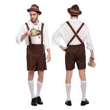 One <b>Set Male Cosplay</b> Holiday <b>Costume Oktoberfest</b> Halloween ...