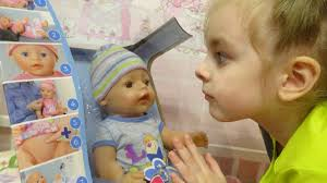 БЕБИ БОН МАЛЬЧИК РАСПАКОВКА BABY BORN <b>Zapf Creation</b> ...