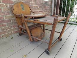 like this item antique high chairs wooden