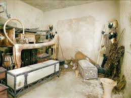 the opening of king tut s tomb shown in stunning colorized photos tut 1