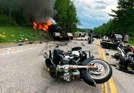 <b>Seven motorcyclists</b> killed in <b>New</b> Hampshire crash given somber ...