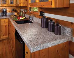 Granite Kitchen Counter Top Kitchen Countertop Ideas Kitchen Countertop Ideas With Oak