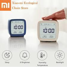 <b>Xiaomi Cleargrass Bluetooth Alarm</b> Clock Temperature Humidity ...