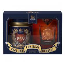 <b>Чай Richard</b> Royal Grog Tea Set <b>чёрный</b>, 120г — купить в ...