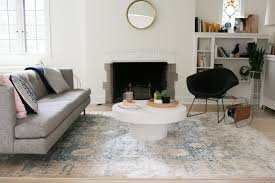 Rugs In Living Rooms Tying The Room Together With Loloi Rugs Wit Delight