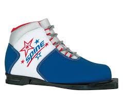 <b>Ботинки лыжные Spine</b> Kids 299 <b>NN75</b> - Магазин 4SPORT