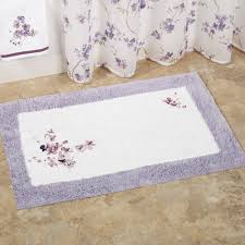 bathroom rug  accessories breathtaking white and purple bath mats square models wit