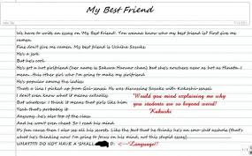 best descriptive essay   Template Template   How to get Taller essay of my best friend best friend essay for kids coursework