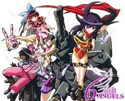 6 Angels descarga MEGA MEDIAFIRE HD MP4 Ligero 6/6 descargas anime serie completa ovas películas manga