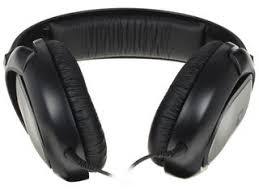 Купить Проводные <b>наушники Sennheiser HD</b> 206 черный по ...