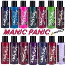 <b>Краска для волос</b> Manic Panic безаммиачная Iceberg Amplified ...
