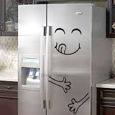 Dropshipping for <b>Creativity Happy</b> Face Refrigerator Sticker PVC ...
