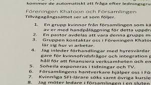 Tehuset har dold agenda | SVT Nyheter