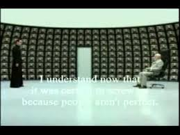 The Architect & Neo Matrix Reloaded - YouTube